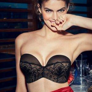ΣΟΥΤΙΕΝ WONDERBRA ULTIMATE STRAPLESS W031U