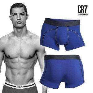 BOXER CRISTIANO RONALDO RIB COTTON STRETCH