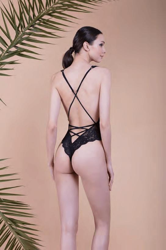 Κορμάκι Μilena bodystring 2385