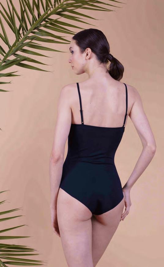Κορμακι Milena body bikini laser-cut 2388