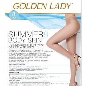 ΚΑΛΣΟΝ GOLDEN LADY SUMMER 8 BODY SKIN ΚΑΛΟΚΑΙΡΙΝΟ