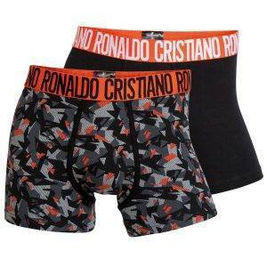 BOXER CRISTIANO RONALDO SET 2 COTTON STRETCH