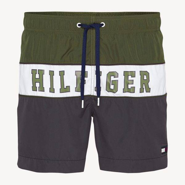 Μαγιό βερμούδα Tommy Hilfiger medium drawstring UMOUMO1116-300