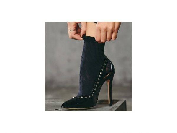 Κάλτσα SiSi με σχέδιο Zebratto 1630SI