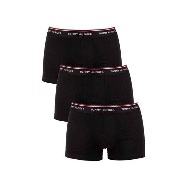Boxer Tommy Hilfiger premium essential trunk 1U87903842 990 - ΣΕΤ 3