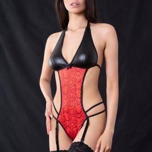 Κορμάκι Milena Bodystring 2392