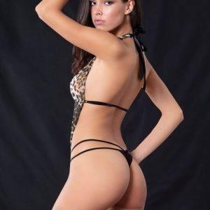 Κορμάκι Milena Bodystring 2401