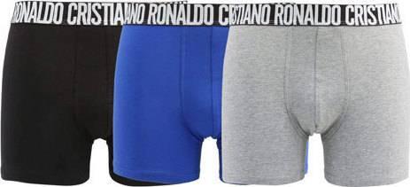 Boxer Cristiano Ronaldo cotton stretch ΣΕΤ 3 8100-49-664