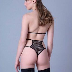 Κορμάκι Milena bodystring 002415