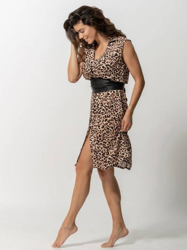 Φόρεμα Luna Grenada 92009