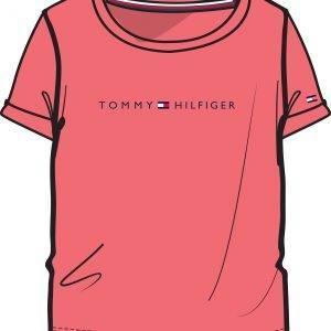 Γυναικεία μπλούζα Tommy Hilfiger Κοντό μανίκι RN TEE SS Logo UWOUWO1618