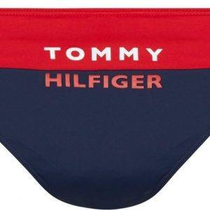 Μαγιό σλιπ Tommy Hilfiger Cheeky string side tie bikini UWOUW02079