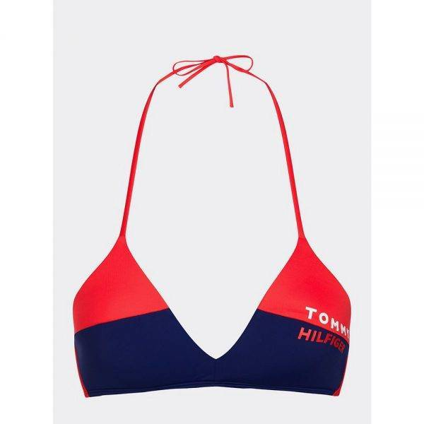 Μαγιό τρίγωνο Tommy Hilfiger Fixed triangle RP UWOUW02076