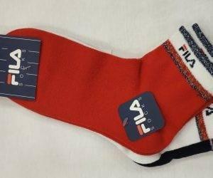 Κάλτσες Fila μικρού μήκους F6914-ΣΕΤ 3