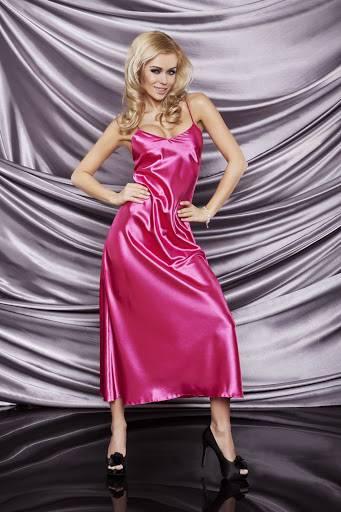 Φόρεμα Σατέν D-Karen 24242