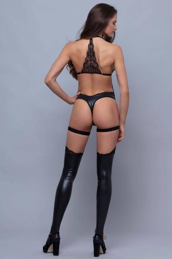 Κορμάκι Milena bodystring 2427