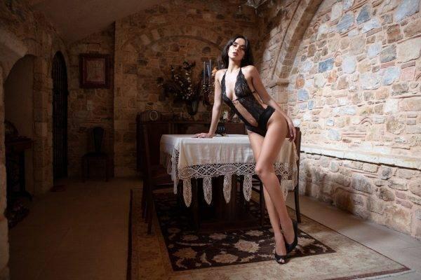 Κορμάκι Milena bodystring 2420