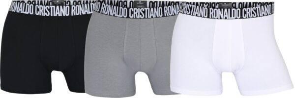 Boxer Cristiano Ronado Organic cotton stretch Σετ 3 8100-49-674