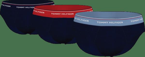Ανδρικο σλιπ Tommy Hilfiger organic cotton σετ 3 UMOUMO1655 OWC