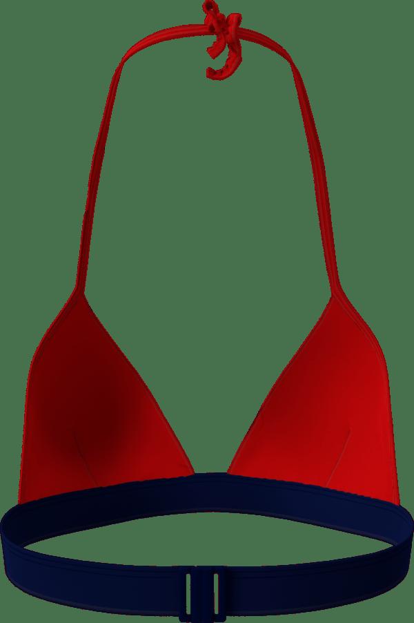 Μαγιό τρίγωνο Tommy Hilfiger Fix triangle UWOUWO2708-XLG