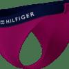 Μαγιό σλιπ Tommy Hilfiger Cheeky side tie bikini UWOUWO2709-TRA