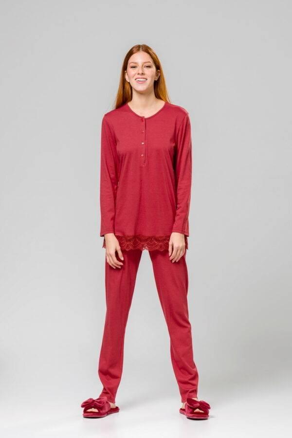Γυναικεία πιτζάμα Μ\Μ Harmony 28-101915