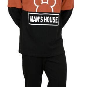 Ανδρική πιτζάμα Μ\Μ Man s House Galaxy 792-21
