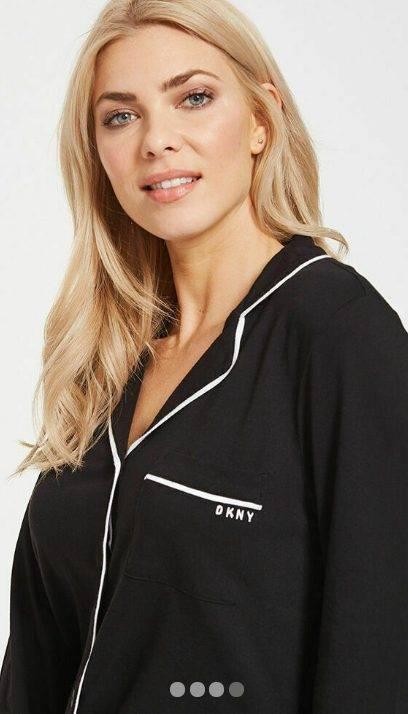 Γυναικεία πιτζάμα Μ\Μ κουμπωτή Dona Karan Y12719259
